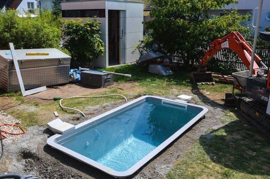 Wat Meersalzwasser Tauchbecken Minipool Von Design Garten Alfred Hart Design Gartenhaus Und Balkonschraenke Aus Augs Diy Pool Mini Pool Diy Swimming Pool