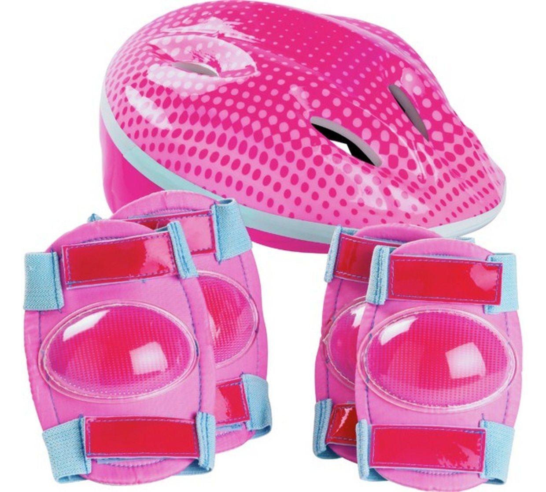 Buy Bike Helmet and Pad Set Kids Safety helmets and