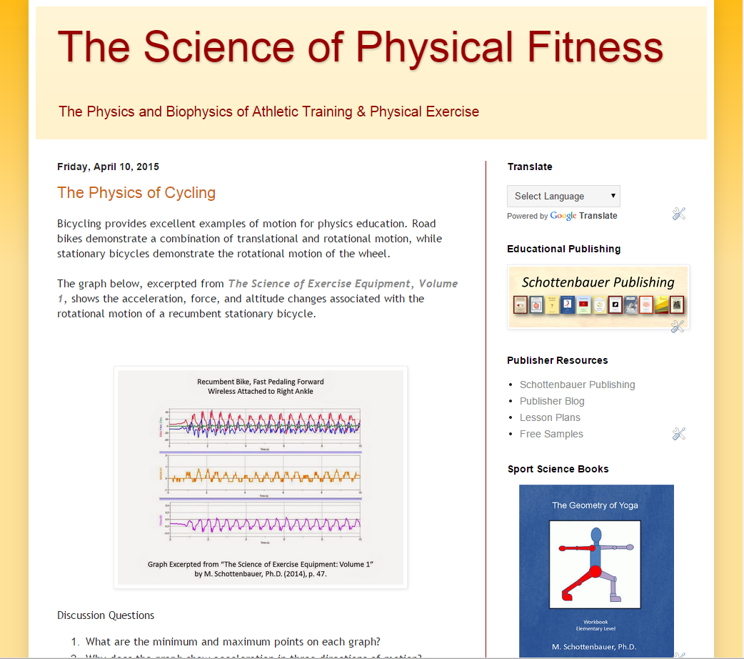 worksheet Physical Science Worksheets High School the science of physical fitness new free blog on physics and biophysics athletic
