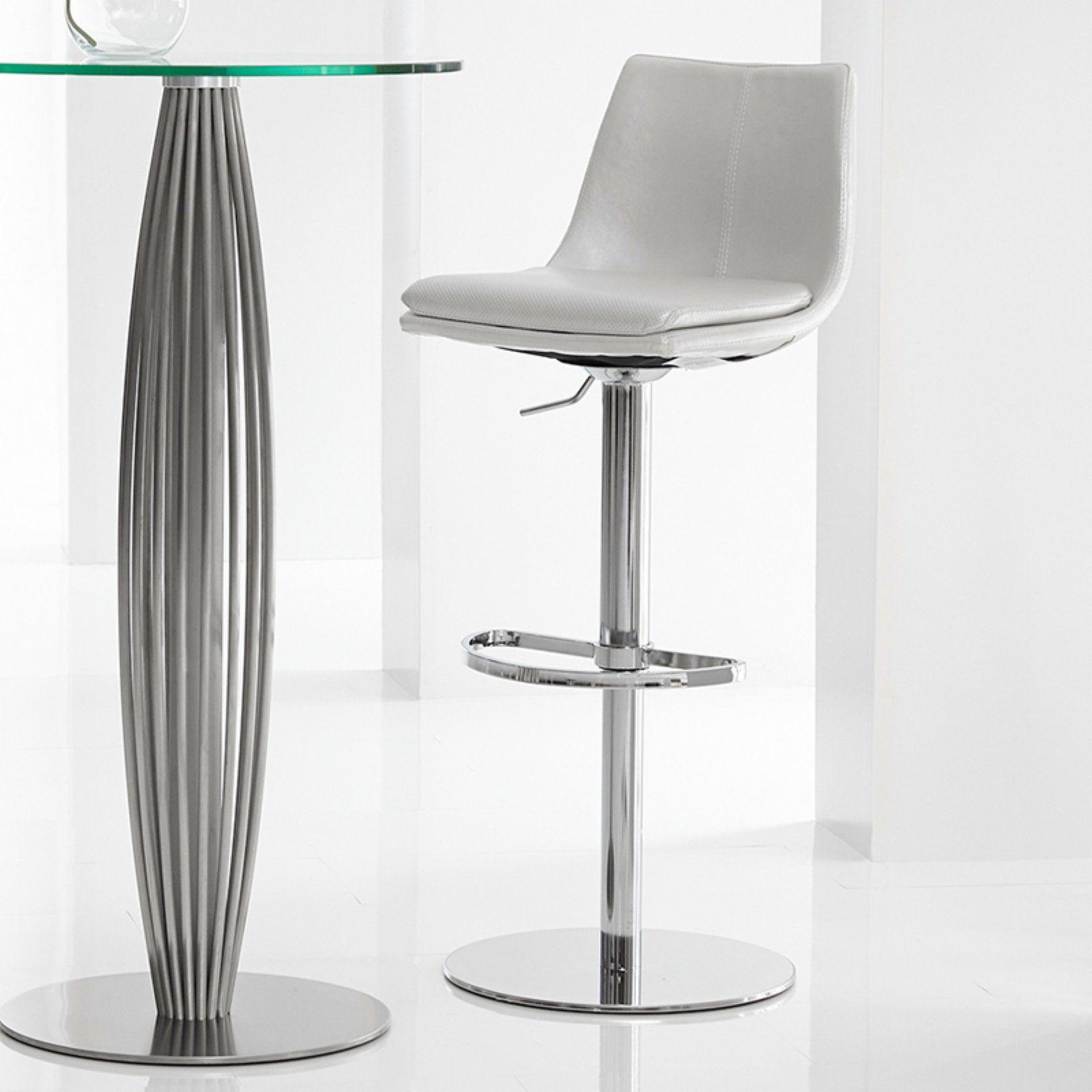 Groovy Bellini Modern Living Monte Carlo Adjustable Swivel Bar Theyellowbook Wood Chair Design Ideas Theyellowbookinfo