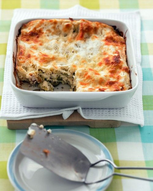 Zucchini Lasagna - Martha Stewart