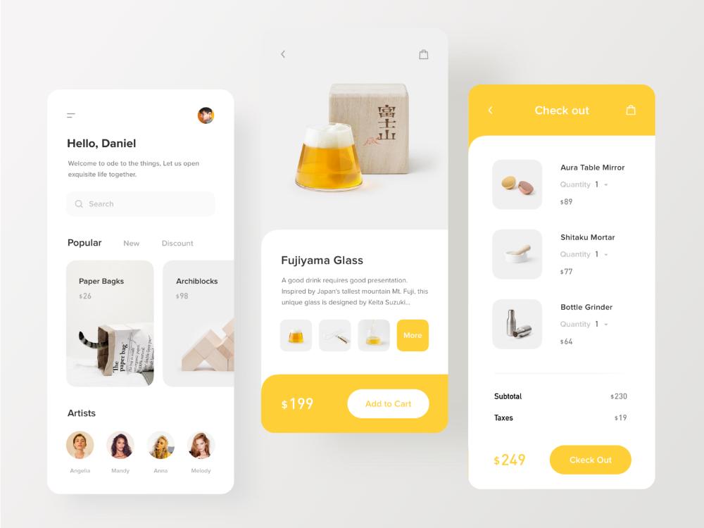Electricity App Web App Design App Design Android Apps Design