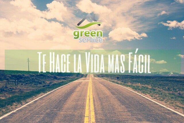 Facilita tu vida y cuida el medio ambiente con Green Service Reserva ya en www.greenservice.com.co