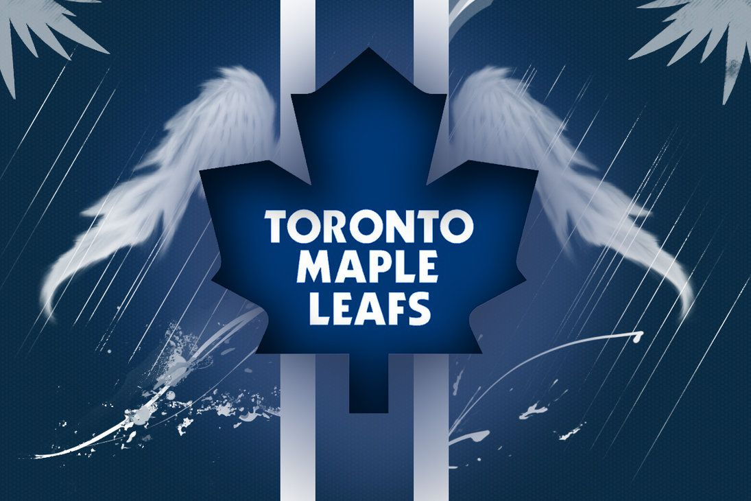 Toronto Maple Leafs Wallpaper By Noobyjake Deviantart Com On