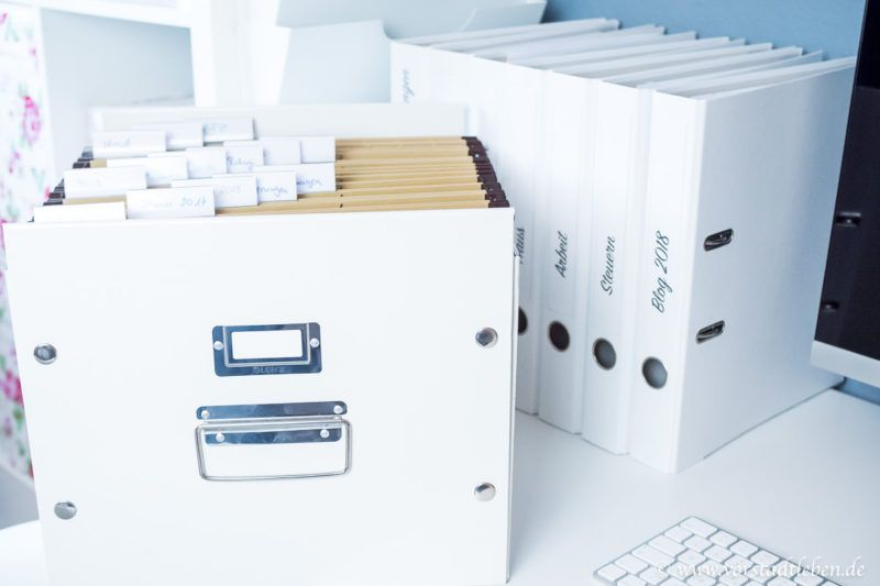 Photo of Simple and effective – clever idea for organizing private filing