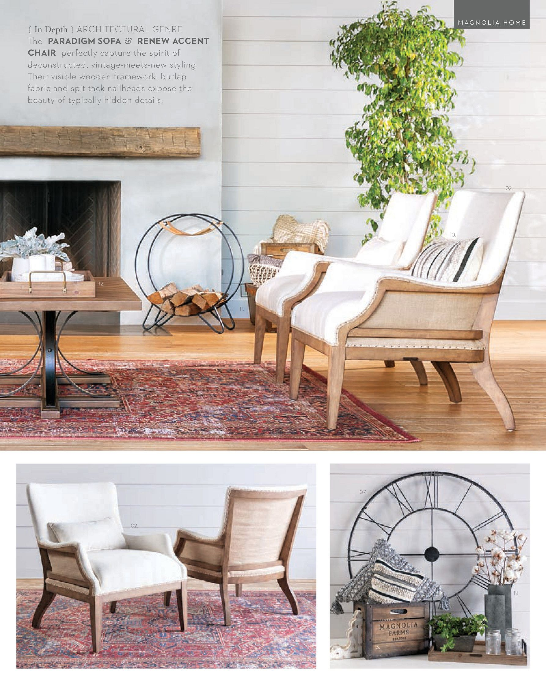 living spaces - spring 2018 page