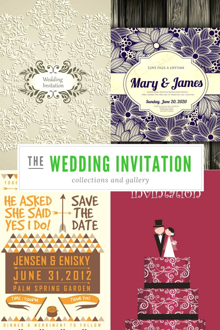 10 Total Personalised, Elegant And Low-Cost Wedding Invitation ...
