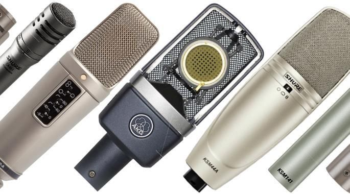 The Best Microphones For Recording Acoustic Guitar 99 To 1 500 Acoustic Guitar Microphone For Recording Acoustic