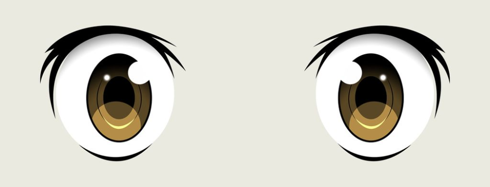 Anime Eyes Brown By Keithcapeesh On Deviantart Anime Eyes Anime Brown