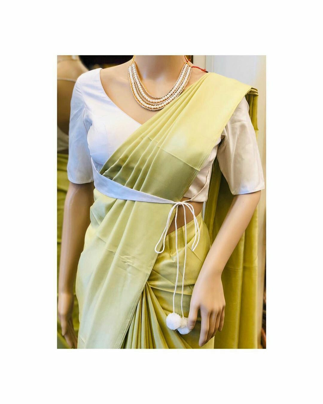 Top 50+ Latest and Trendy Blouse Designs For Saree