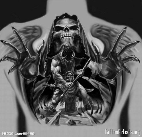Pin Von Tracy Sumner Auf Tattoos Tattoos Death Tattoo Und Angel