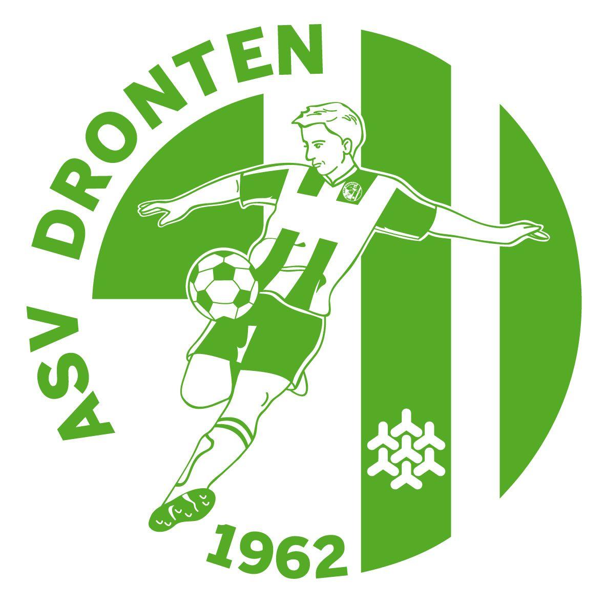 ASV Dronten Voetbal Logo's