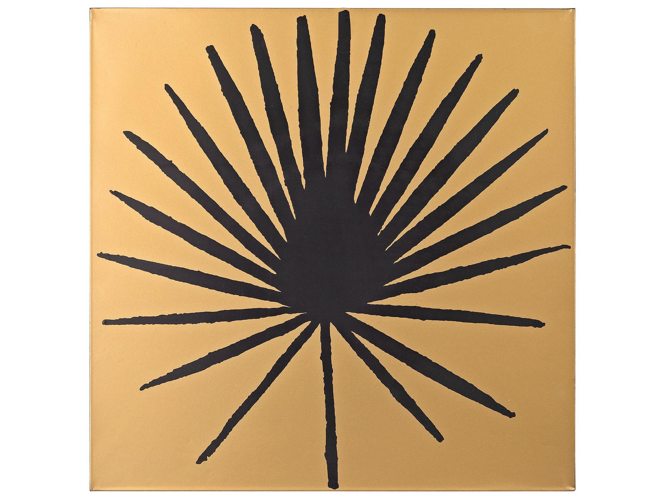 Sterling gold u black palm frond wall decor wall decor ideas