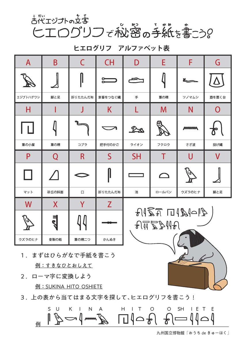 一覧 象形 文字