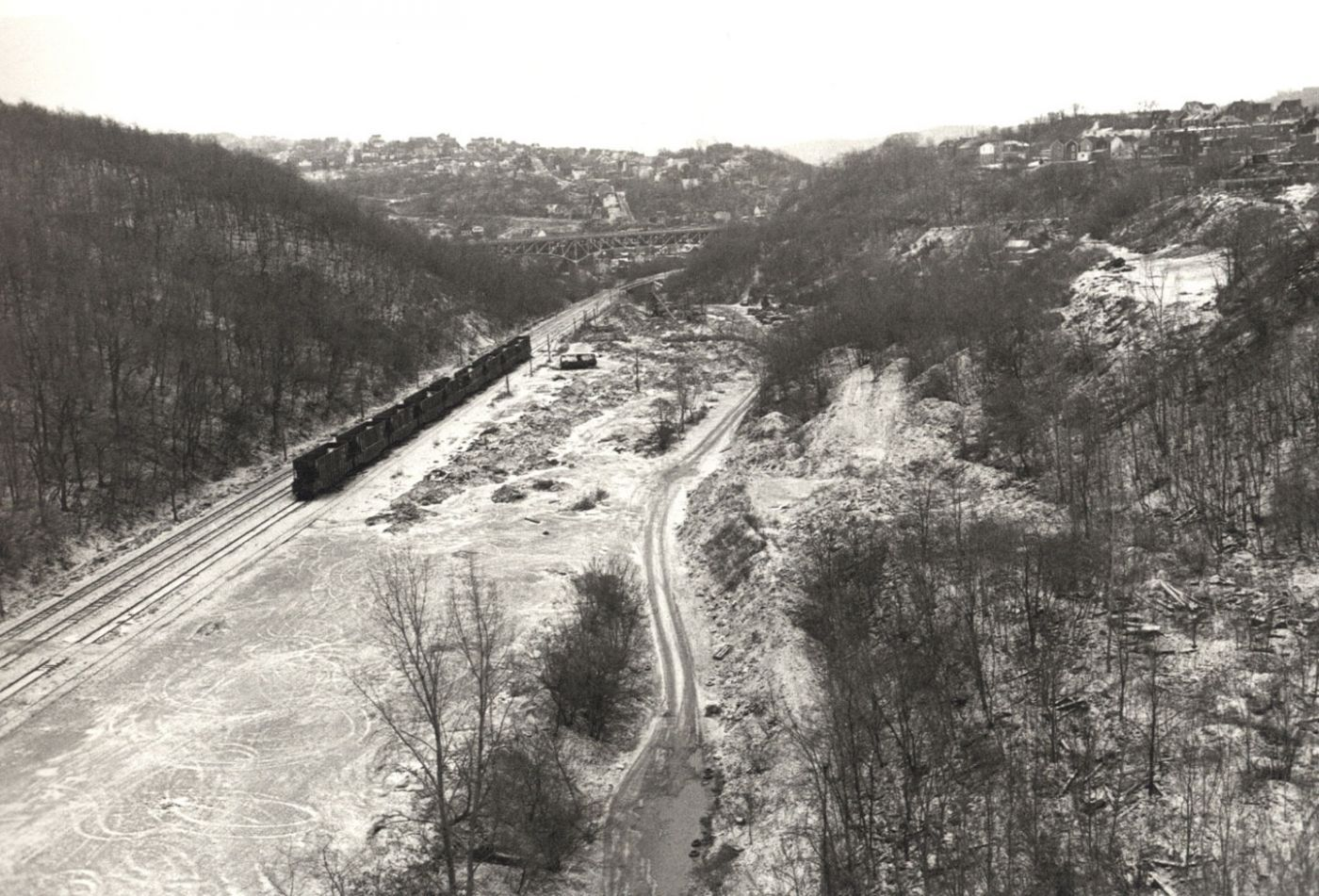 """Lee Friedlander Factory Valleys, Ohio and Pennsylvania"""