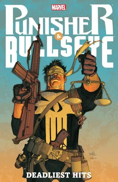Marc Guggenheim  Charlie Huston   - Punisher & Bullseye Ebook Download Title: Punisher & Bullseye Author: Marc Guggenheim  Charlie Huston   Language: EN Category: Comics & Graphic Novels / Superheroes