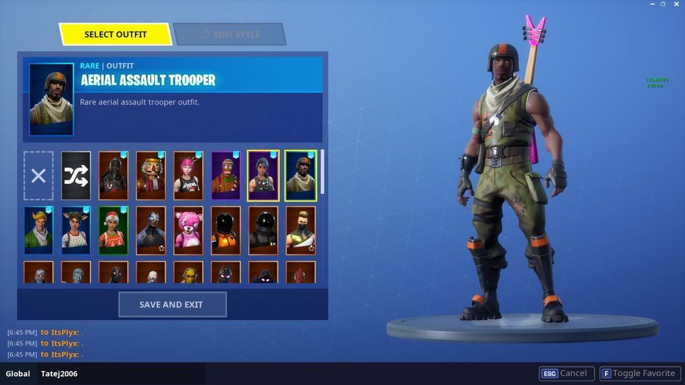 fortnite stacked account full email access xbox pc mobile - account fortnite xbox