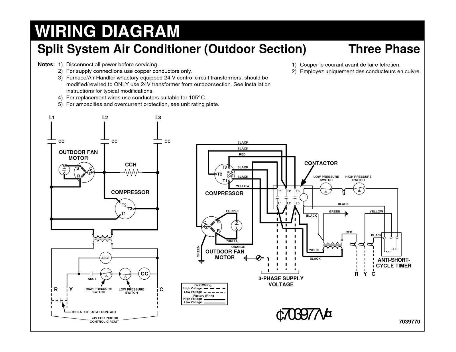 Pin by John Houston on Wiring Diagram Sample in 2019 ... Ac Dual Capacitor Wiring Diagram on