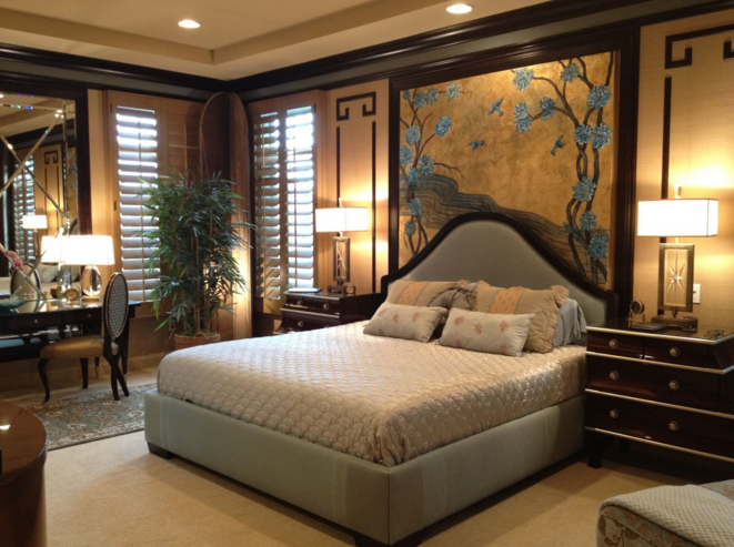 Oriental bedroom design ideas | Japanese style bedroom ...