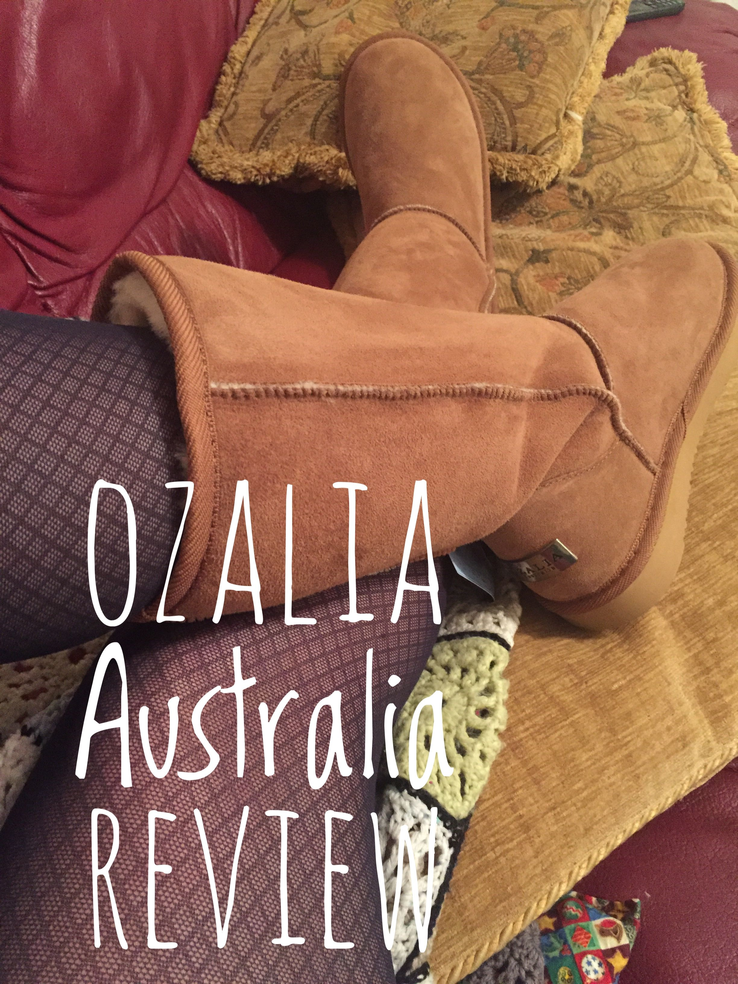 NEW POST: Part 2 - my review of Ozalia Australia boots. Join me as I put those boots to the test! http://bootsshoesandfashion.com/ozalia-australia-review/