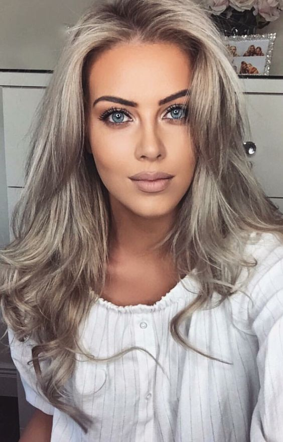 hot and cute winter hairstyles