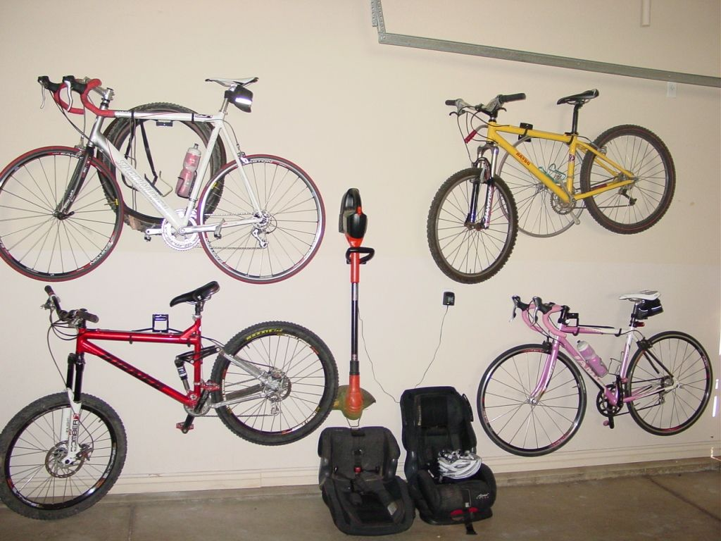 bikes grand design ideas for garage racks home rack storage bike rapids