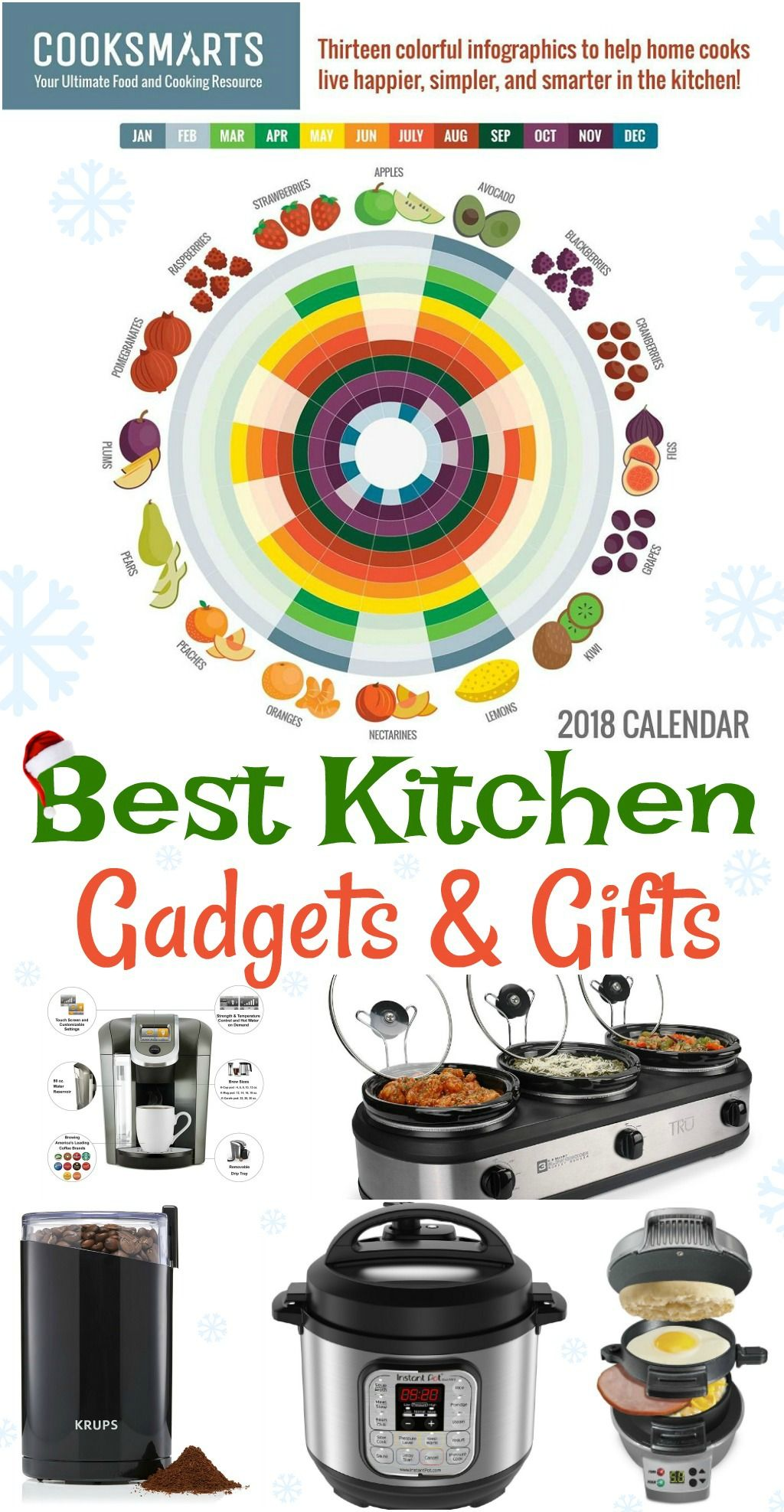 best kitchen gadgets and gifts for cooks these are the kitchen gifts and gadgets that every home cook needs and wants check it out - Best Kitchen Gifts