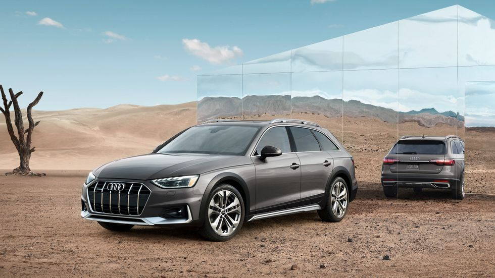 2021 Audi A4 Allroad Review Pricing And Specs Audi A4 Audi Wagon