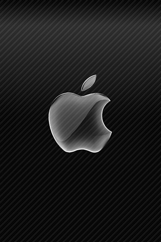 Carbon fiber apple iphone by - Iphone carbon wallpaper ...