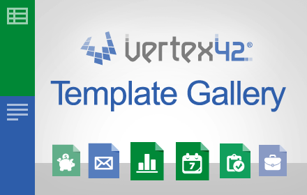 Template Gallery Add On For Google Sheets And Docs Google Sheets Excel Templates Templates