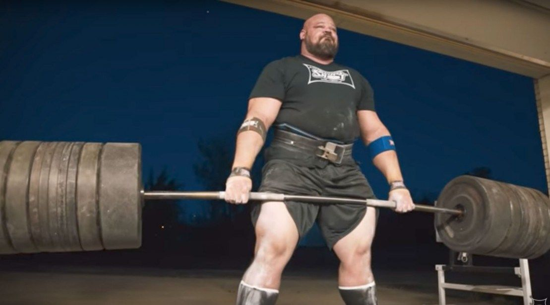 What The World S Strongest Man Eats In A Day World S Strongest Man Brian Shaw Training Day