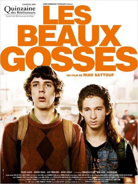 Les Beaux Gosses, Riad Sattouf, 2009