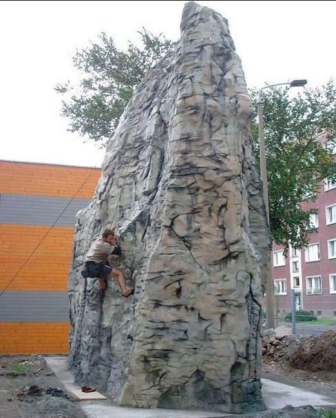 Rock Climbing Wall Custom Made Concrete Technology Http Yook3 Com Rock Climbing Wall Concrete Concrete Stone