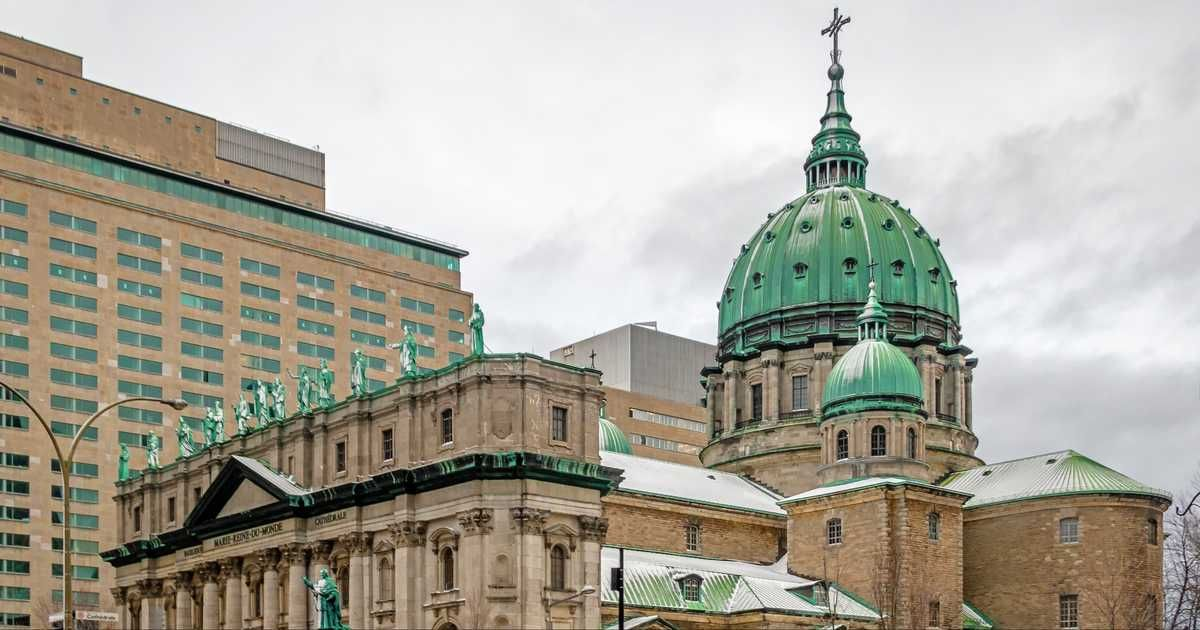 Snow Is On Its Way Back To Montreal This Week In 2020 Montreal