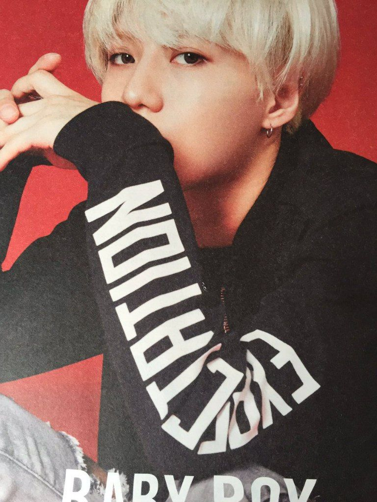 160727 - 「NYLON JAPAN」September issue preview #Shinee #Taemin