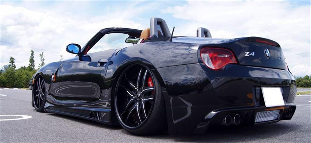 bmw z4 e85 air runner system debut by air runner systems click to view more photos and mod. Black Bedroom Furniture Sets. Home Design Ideas