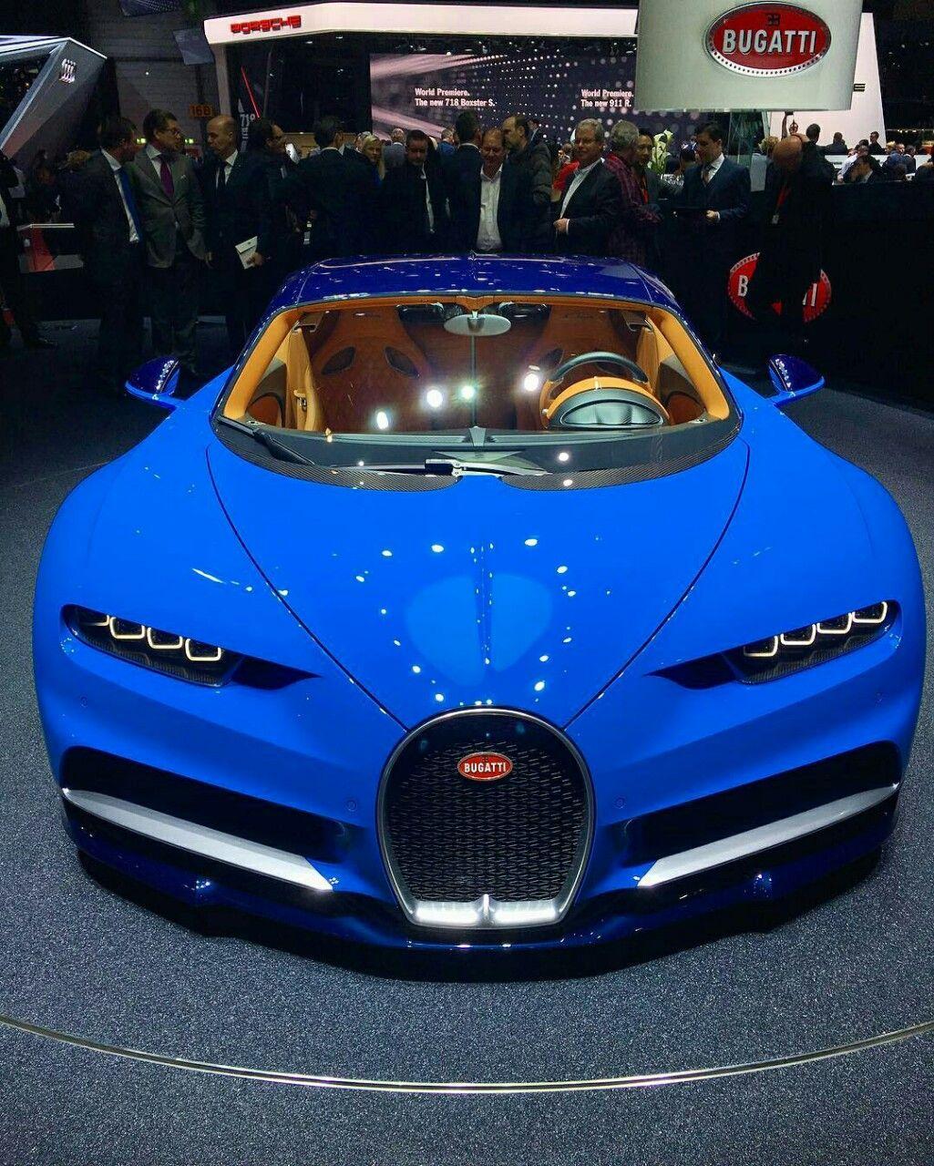 Lamborghini Bugatti: Throttlestomper: Bugatti Chiron