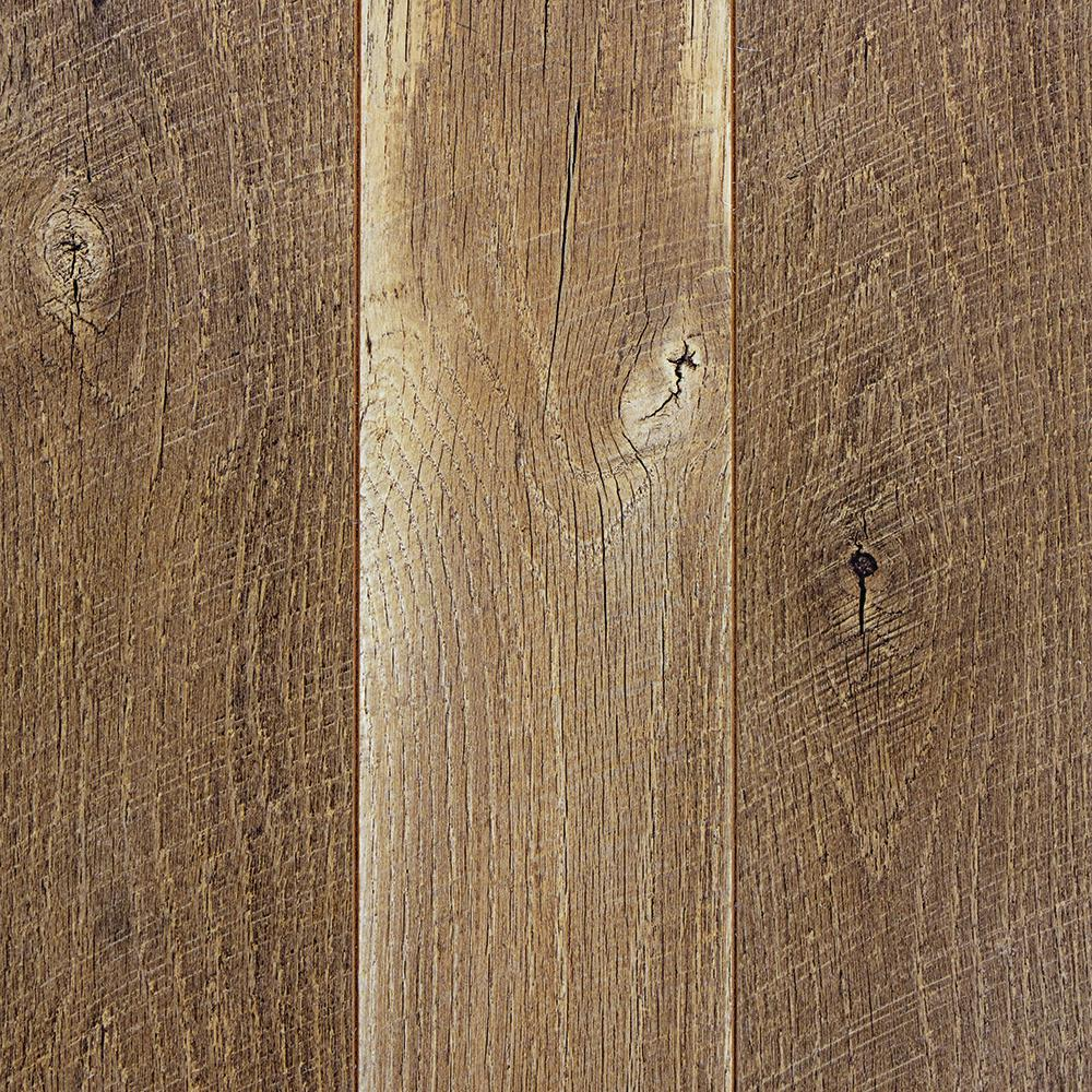 Home Decorators Collection Take Home Sample - Ann Arbor Oak Laminate Flooring - 5 in. x 7 in., Medium