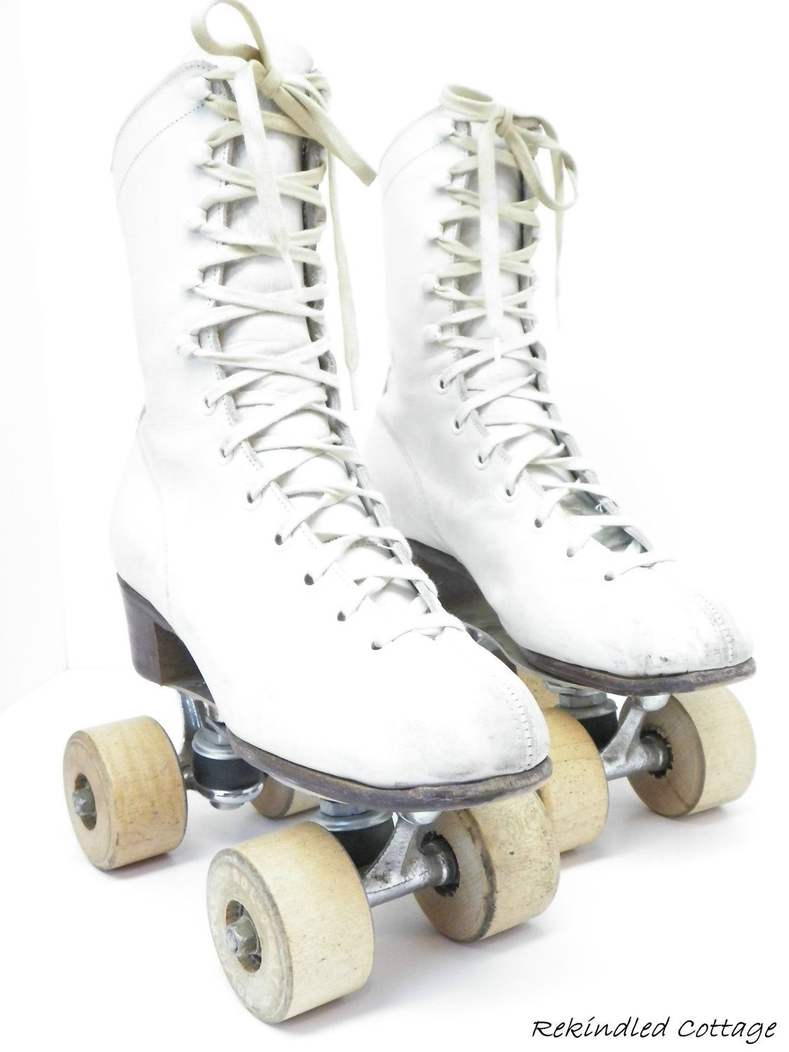 Roller skates for figure skating - Vintage Roller Skates My Twin Sister And I Each Got A Pair For Christmas And It Was Awesome We Skated Everywhere Outside And At The Skating