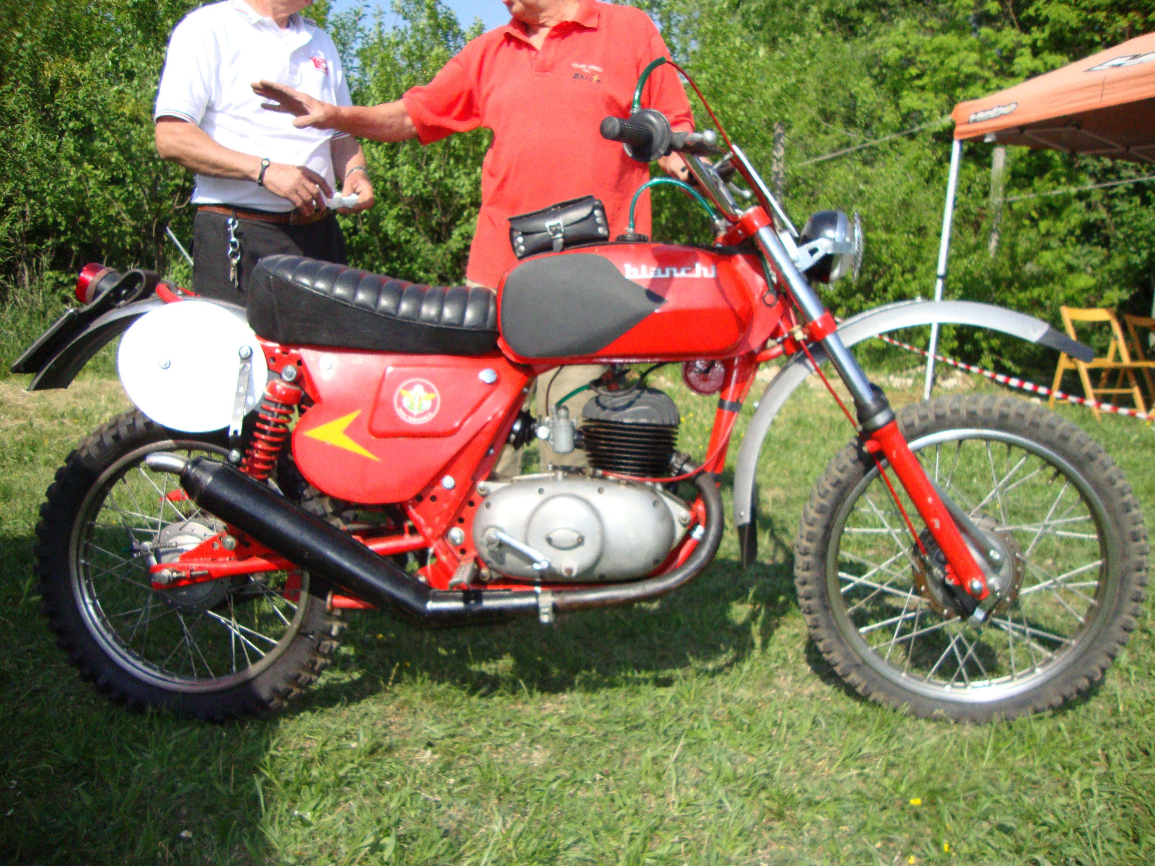 MOTO BIANCHI 150 1963