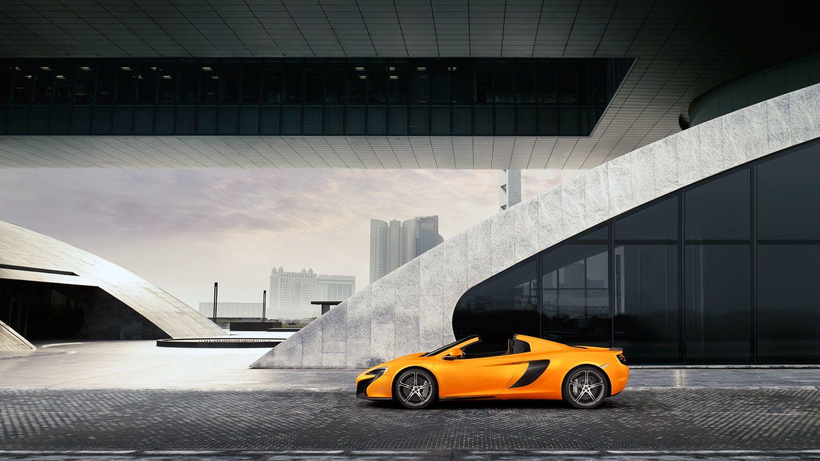 Jason Furnari Photographer New McLaren Mclaren 650s