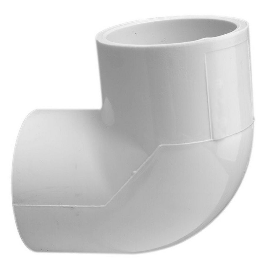 Lasco 1 1 2 In X 1 1 2 In X 1 1 2 In Dia Slip Elbow Pvc Fitting Lowes Com Pvc Fittings Pvc Fittings