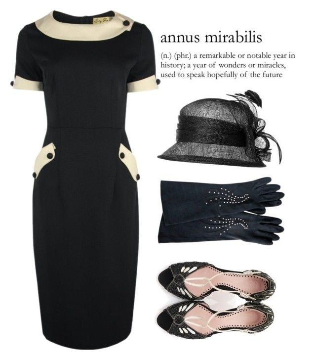 """1950: annus mirabilis"" by juliehalloran ❤ liked on Polyvore featuring women's clothing, women's fashion, women, female, woman, misses and juniors"
