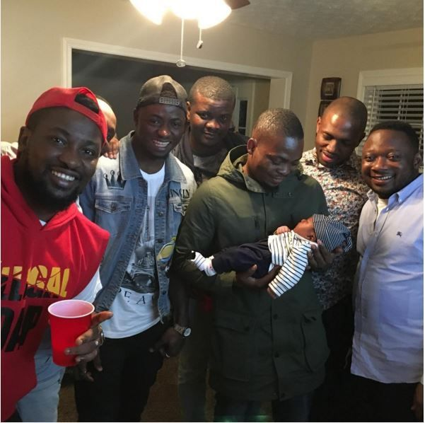 Olamide Dotun Kayode DJ EniMoney & More Celebrities at