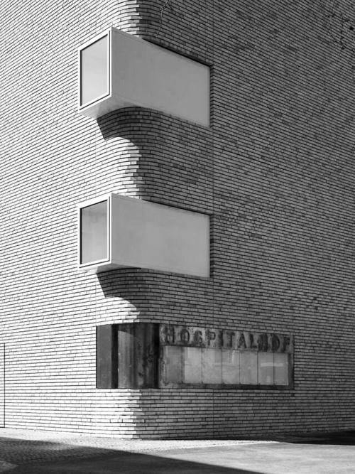 Hospitalhof, Stuttgart, Germany by Lederer Ragnarsdóttir Oei