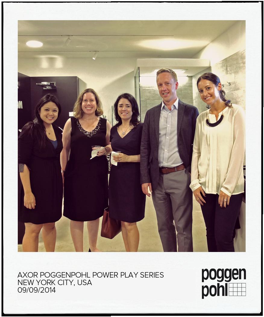 Axor Poggenpohl Power Play Series NEW YORK CITY, USA
