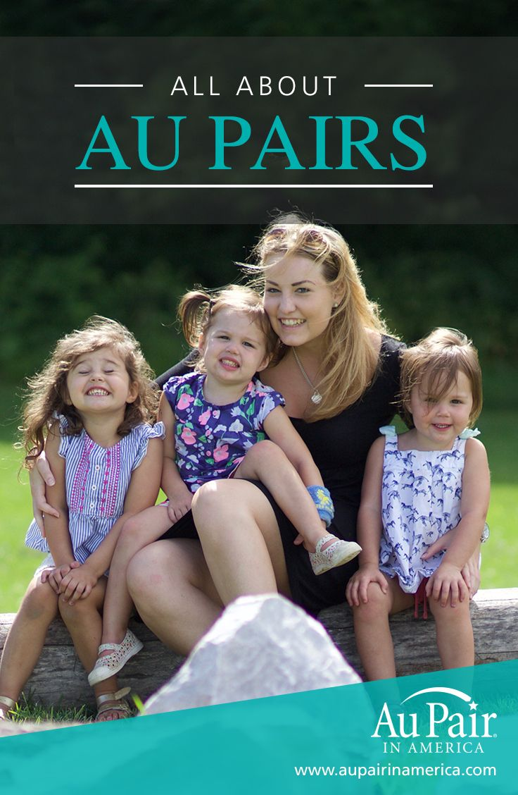 About Our Au Pairs Au pair, Gap year, Kids notes