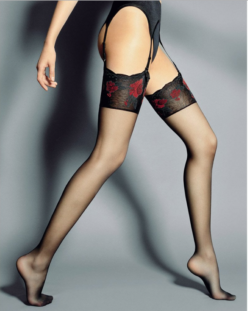 bc704546f 5 Gorgeous Stockings with Beautifully Detailed Welts