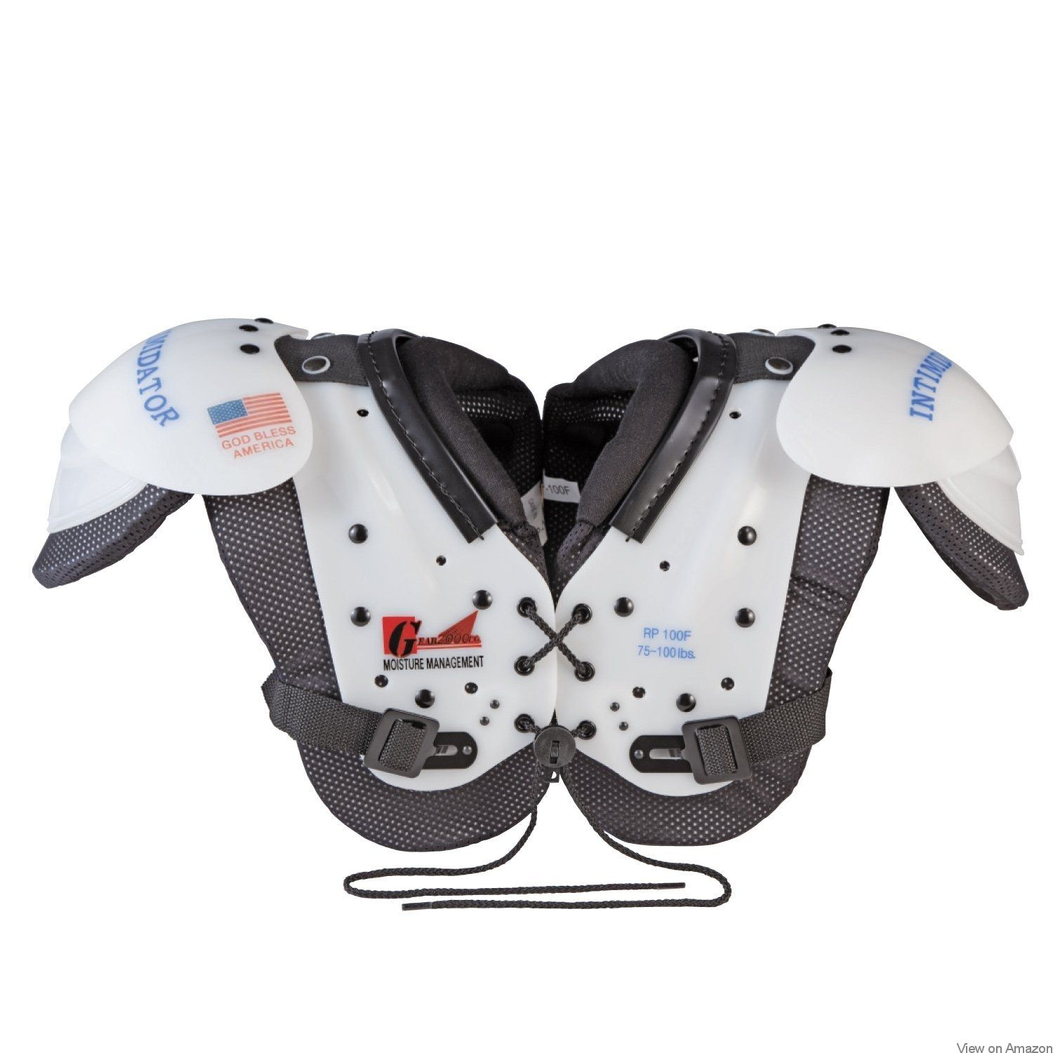 Best of top 10 best youth shoulder pads in 2017 reviews