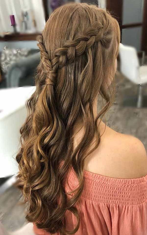 24 Peinado 2018 para mujer